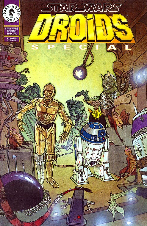 Star Wars Droids Special-VF