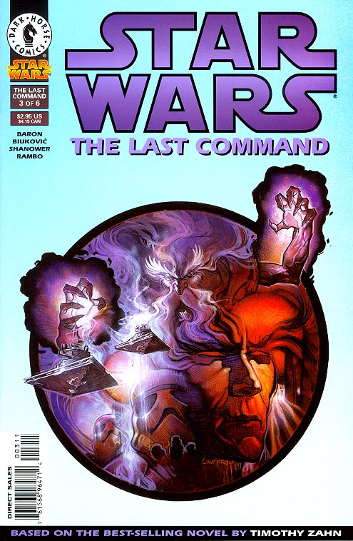 Star Wars The Last Command 3 (of 6 )