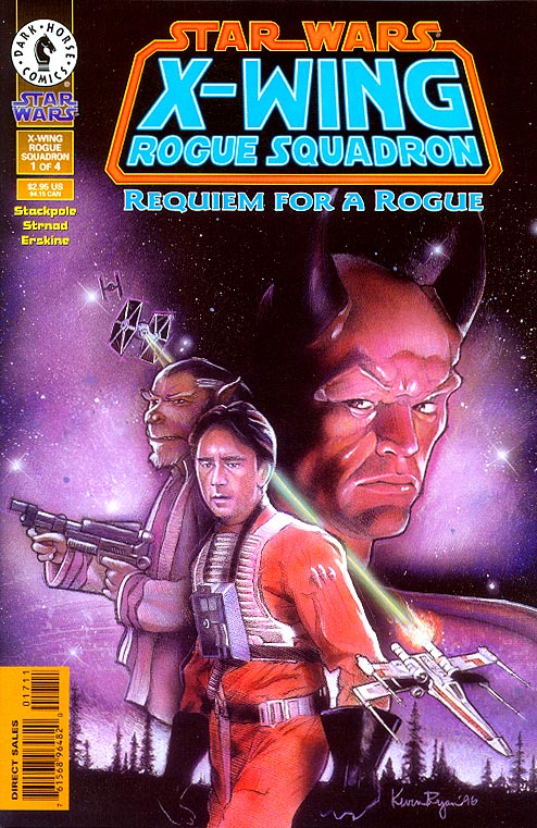 Star Wars X-Wing Rogue Squadron 17