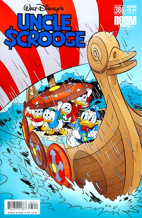 Uncle Scrooge (Boom) 386 A