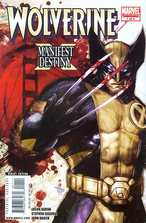 Wolverine Manifest Destiny 1 (of 4 )