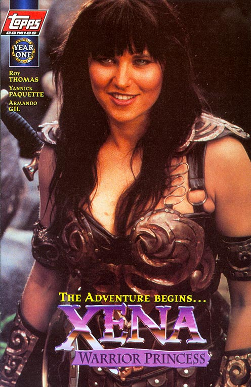 Xena Warrior Princess Year One (Topps)