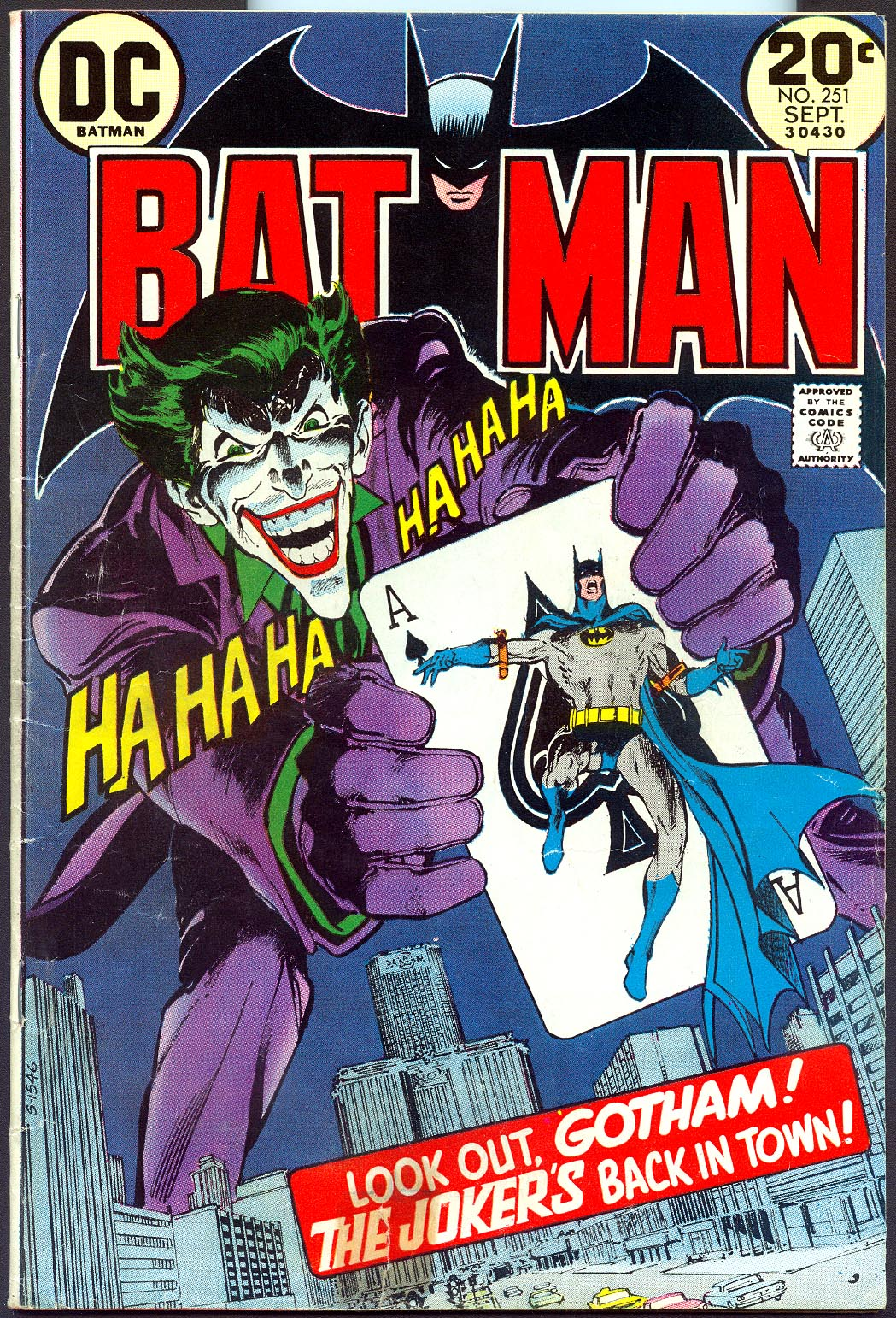 Batman 251 -GVG