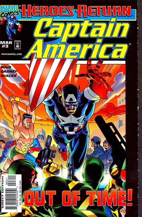Captain America vol 3 - 3