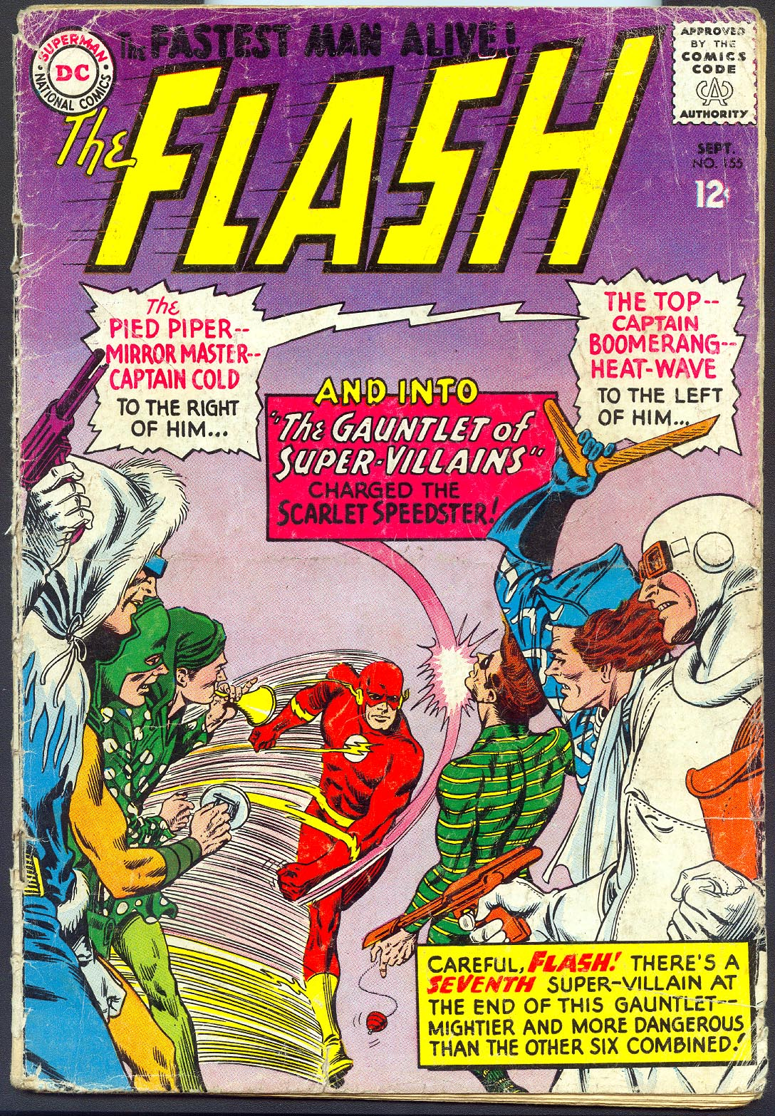Flash vol 1 - 155 -G