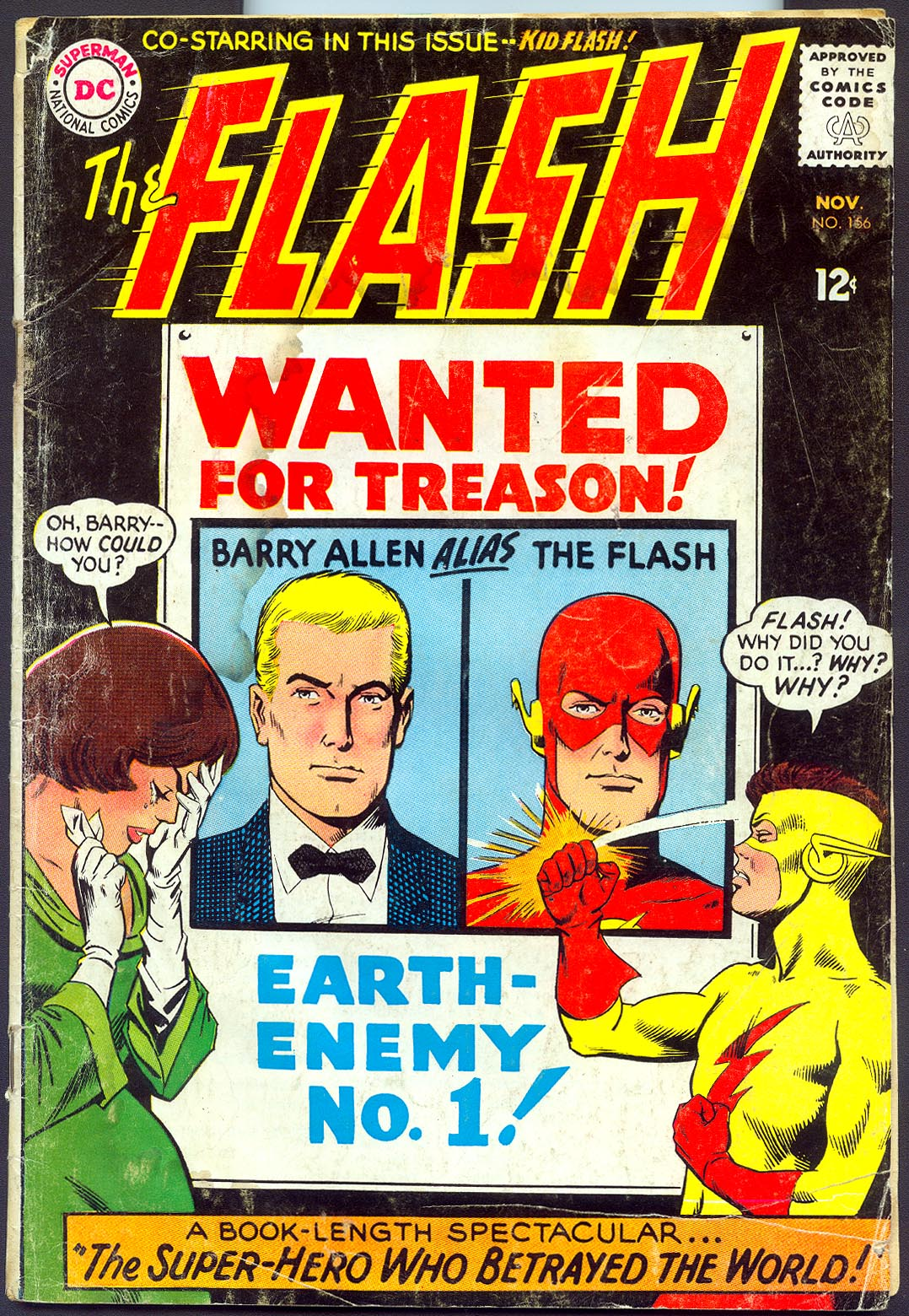 Flash vol 1 - 156 -G