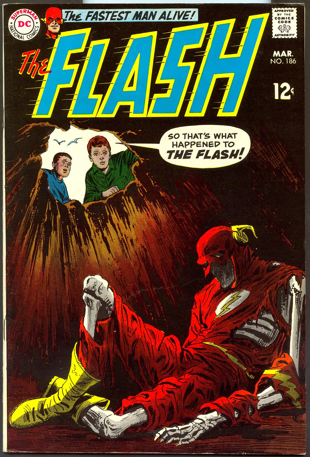 Flash vol 1 - 186 -VFNM