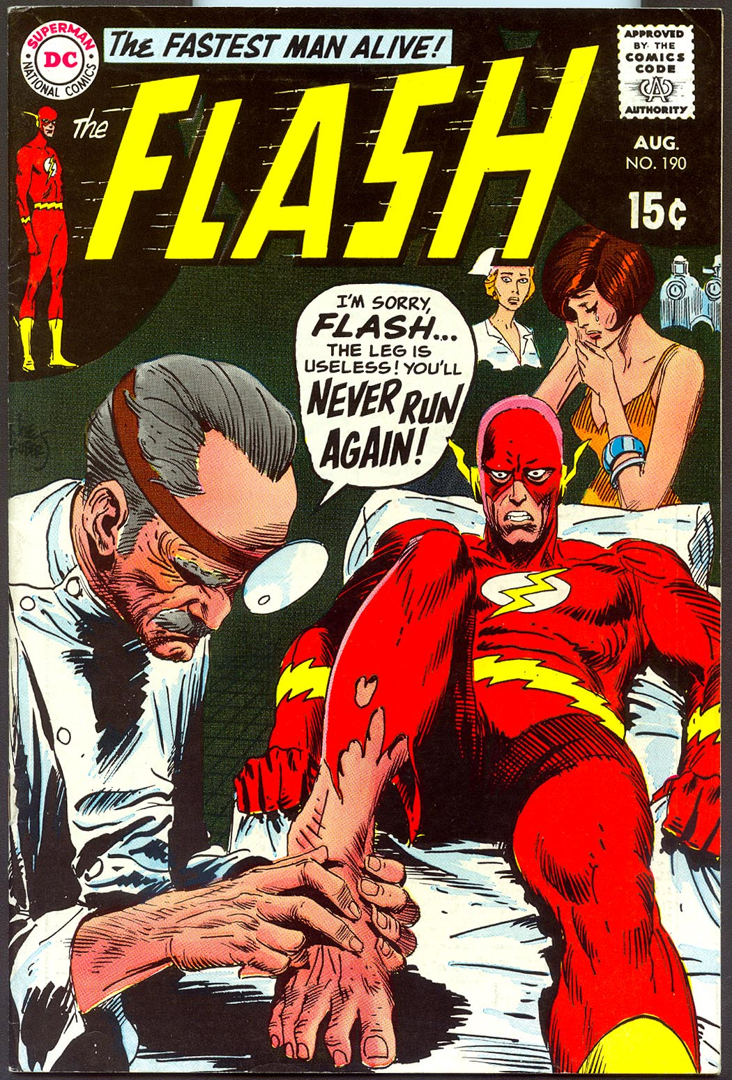 Flash vol 1 - 190 -VF