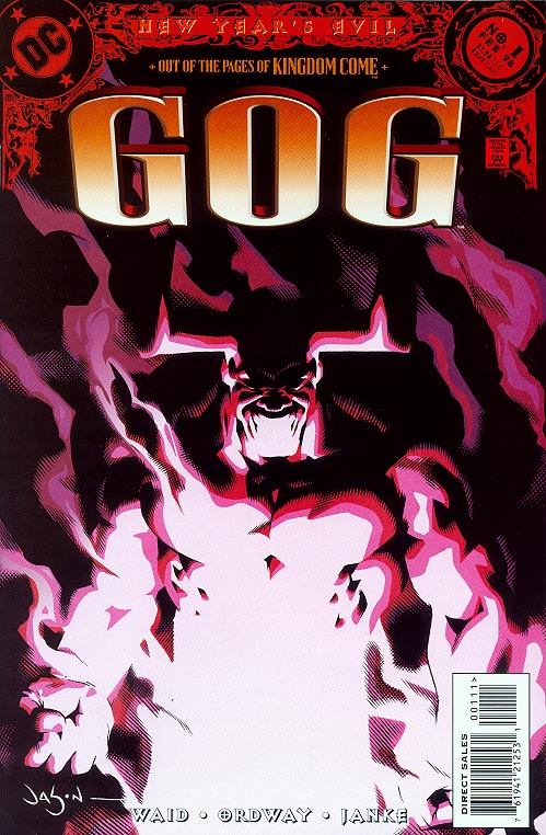 GOG (Villains) 1 (of 1 )