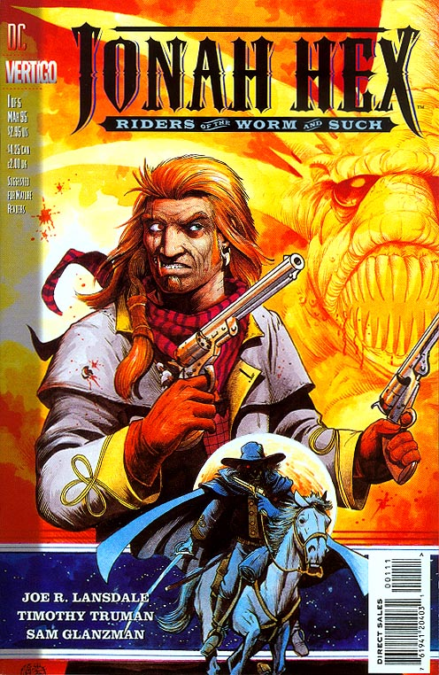Jonah Hex Riders Of The Worm And Such 1 (of 5 )