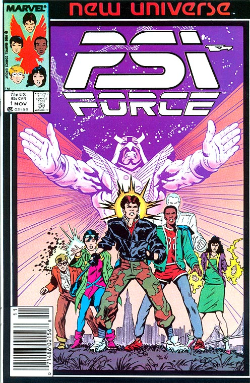 PSI-Force 1 -VFNM