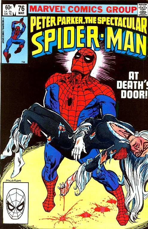 Spectacular Spider-Man 76