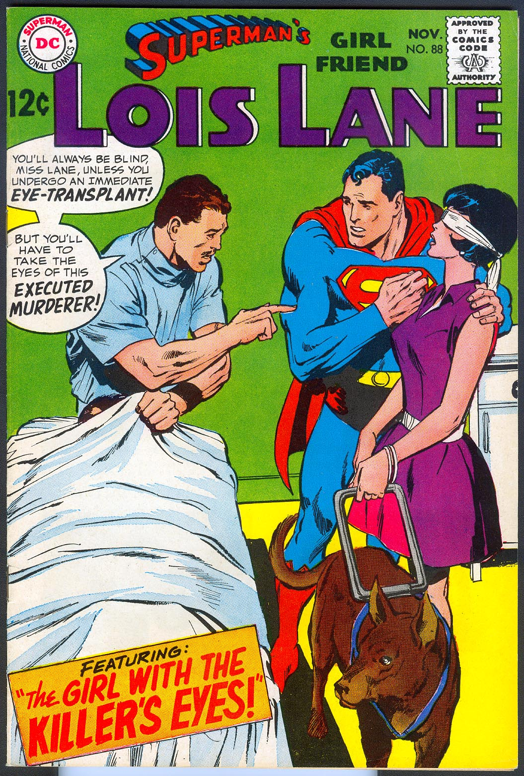 Supermans Girlfriend Lois Lane 88 -VF