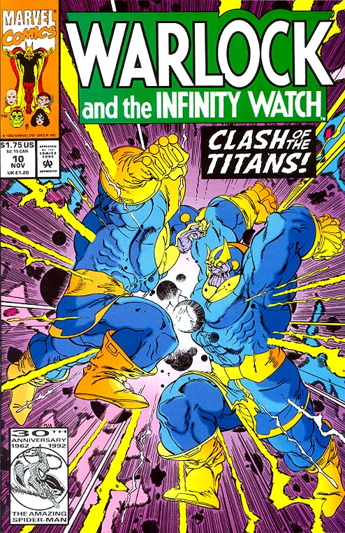 Warlock And The Infinity Watch 10