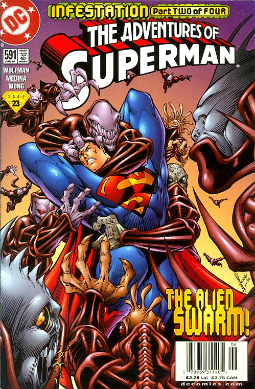 Adventures Of Superman 591 -VF