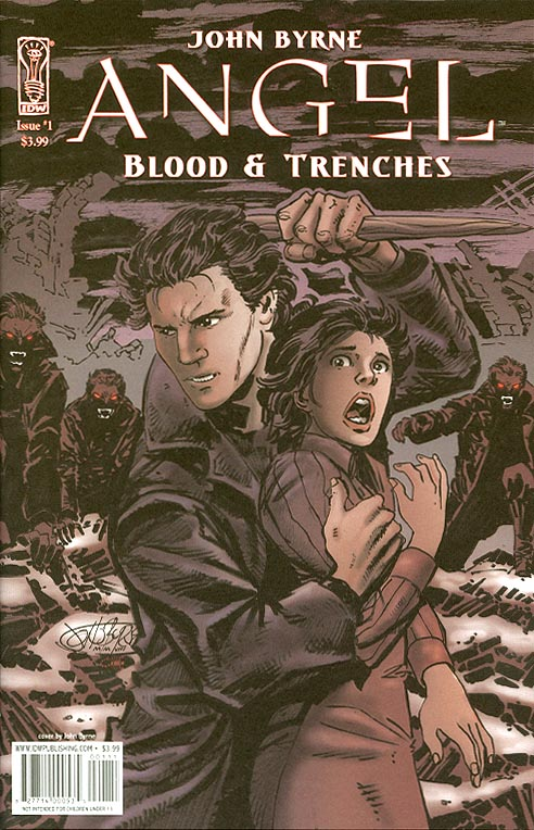 Angel Blood & Trenches 1
