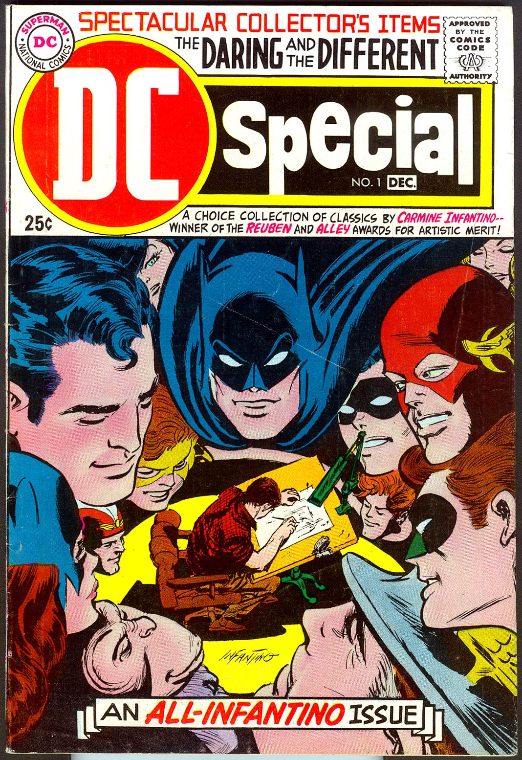 DC Special 1 -VF