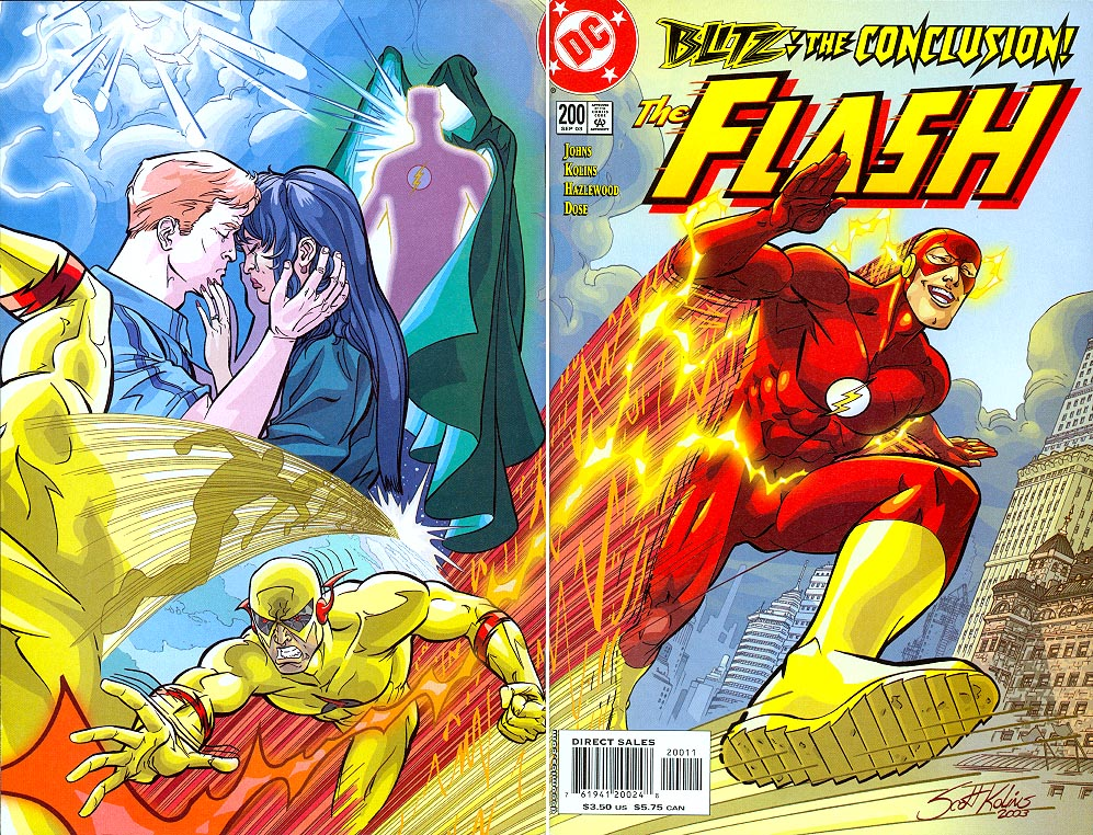 Flash vol 2 - 200 (Wrap Cvr)