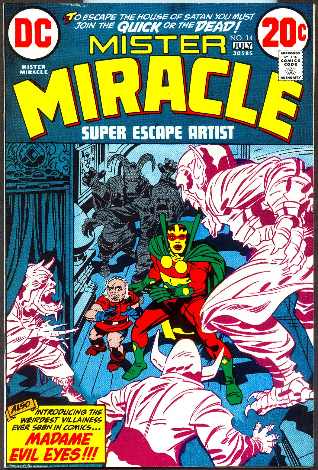 Mister Miracle 14