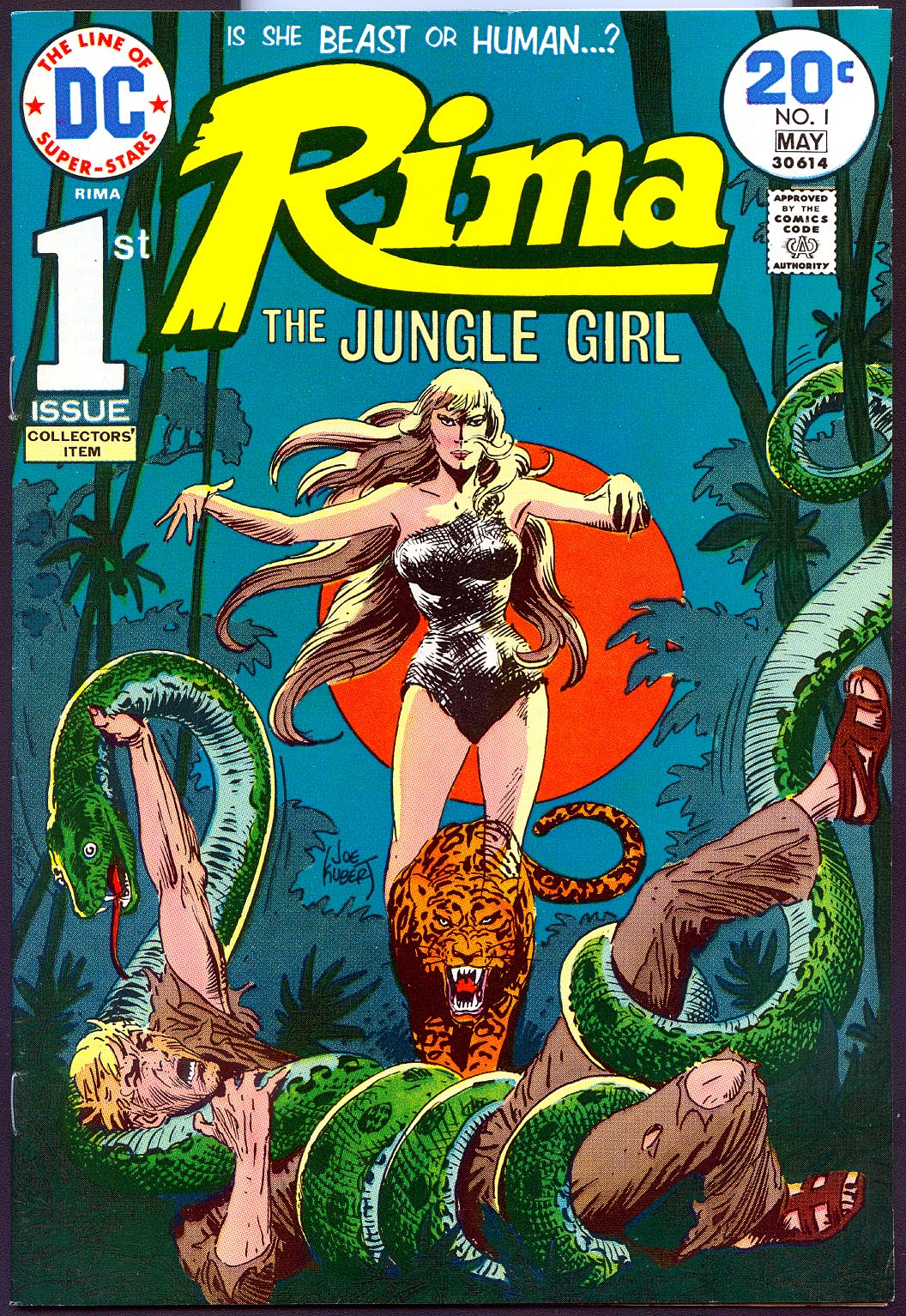 Rima The Jungle Girl 1