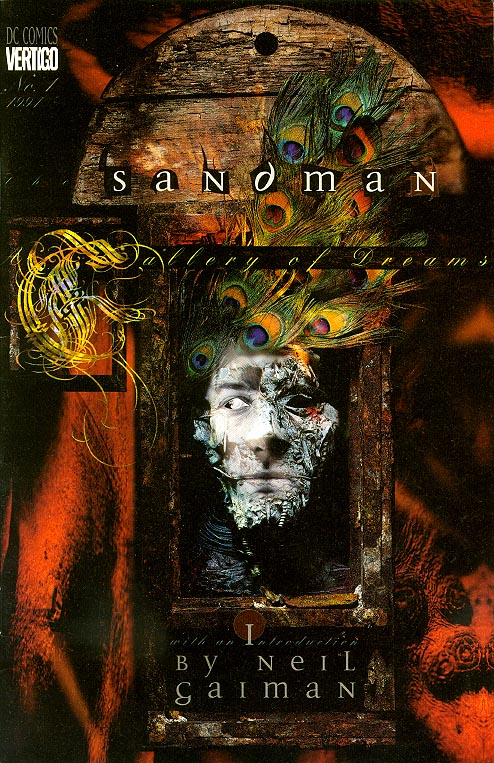 Sandman A Gallery Of Dreams 1 -VFNM