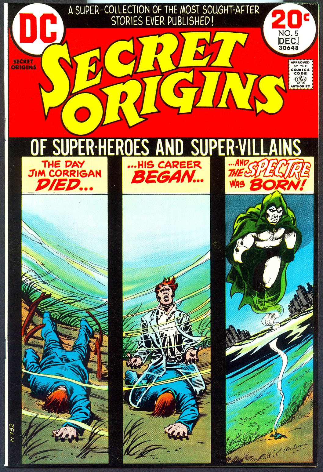 Secret Origins vol 2 - 5