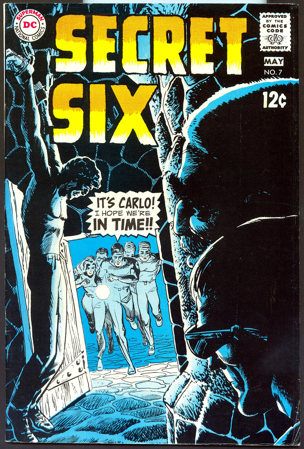 Secret Six vol 1 - 7 -VF