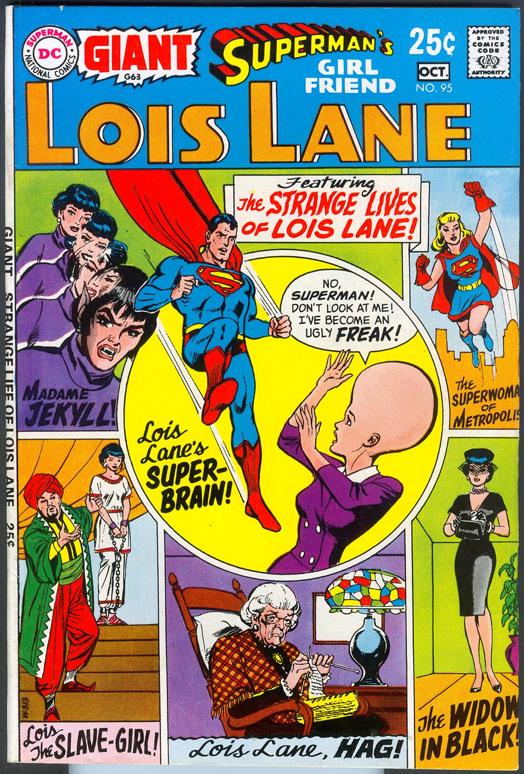 Supermans Girlfriend Lois Lane 95