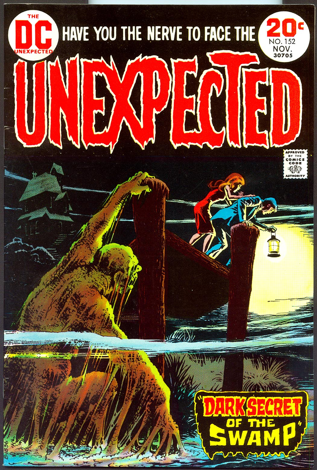 Unexpected 152 -VF