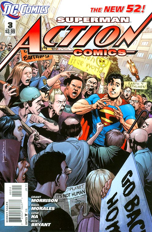 Action Comics (New 52 ) vol 2 - 3