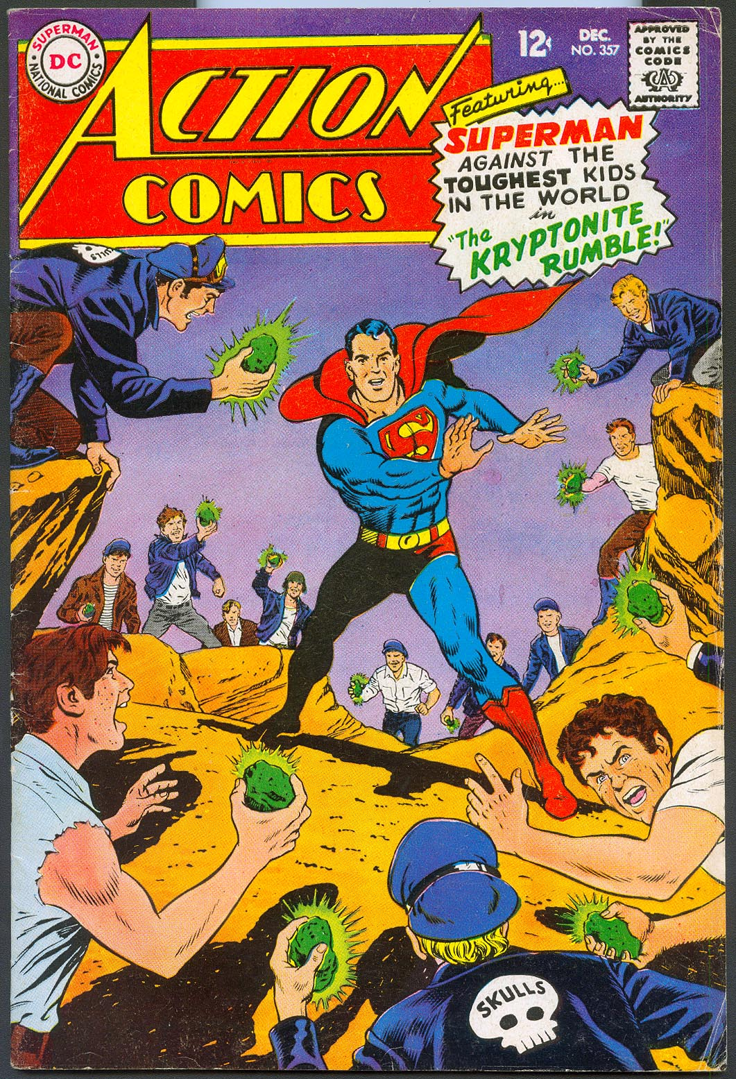 Action Comics 357 -VF