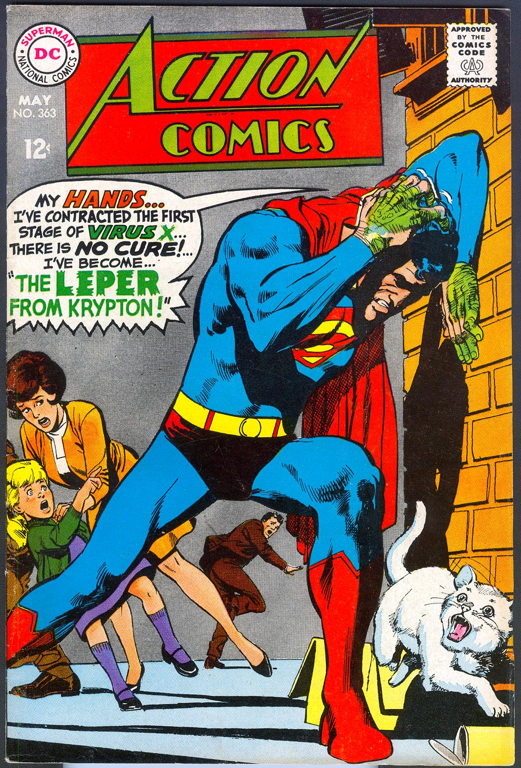 Action Comics 363 -VF