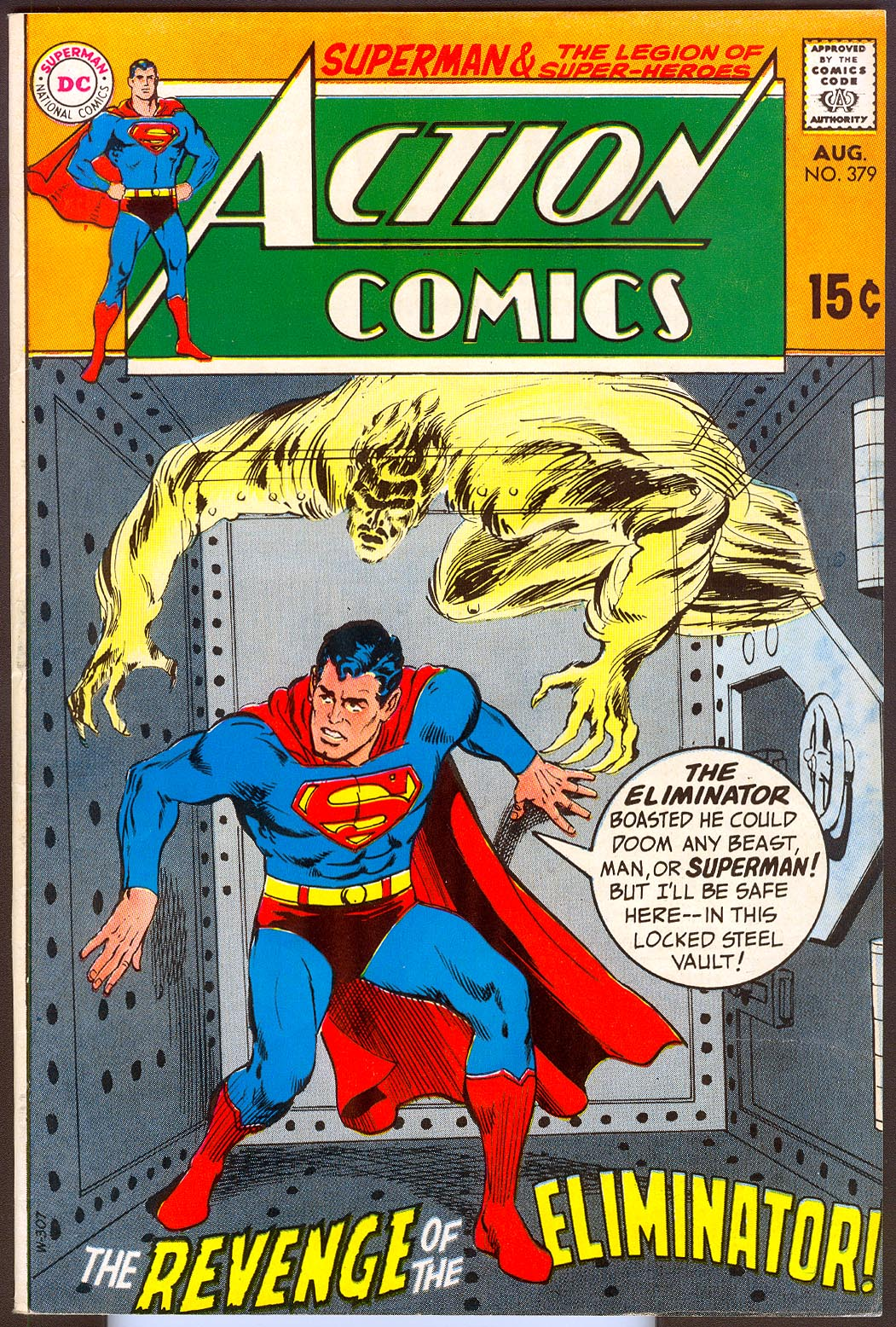 Action Comics 379 -VF