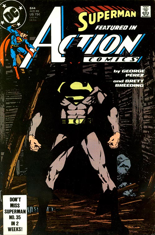 Action Comics 644 -VF