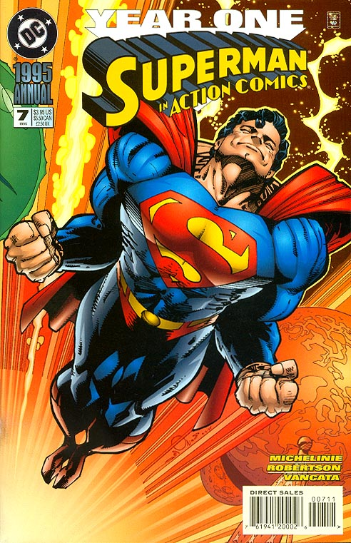 Action Comics Annual 7 ( 1995 )