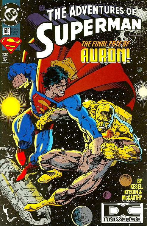 Adventures Of Superman 509