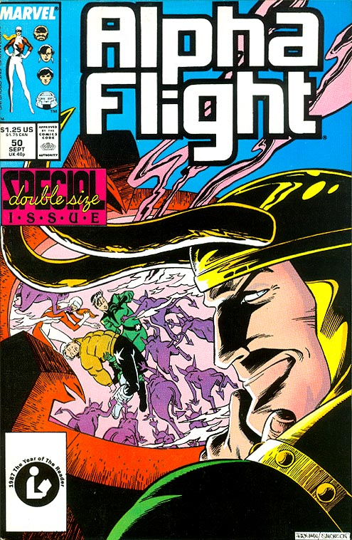 Alpha Flight vol 1 - 50