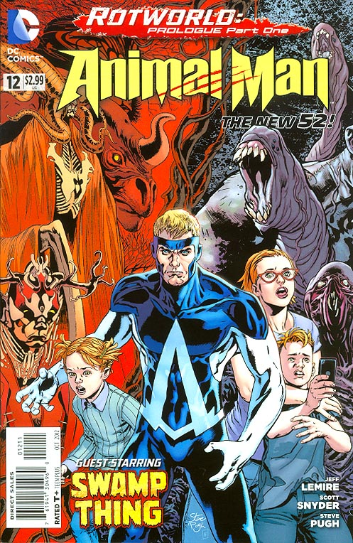 Animal Man (DC New 52 ) vol 2 - 12