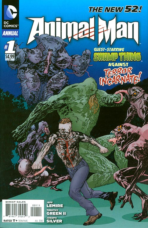 Animal Man (DC New 52 ) vol 2 -Annual 1