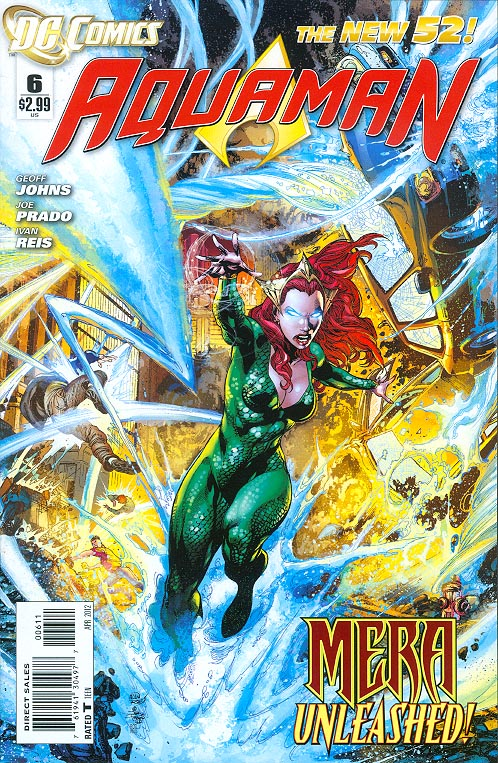 Aquaman (New 52 ) vol 7 - 6