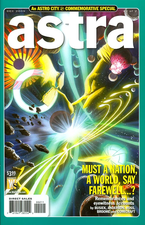 Astro City Astra Special 2 (of 2 )