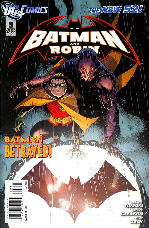 Batman And Robin vol 2 (New 52 ) 5