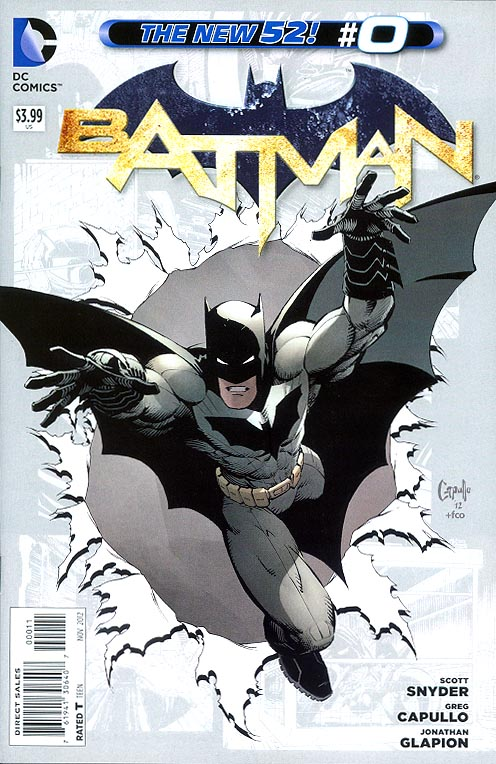 Batman vol 2 - 0