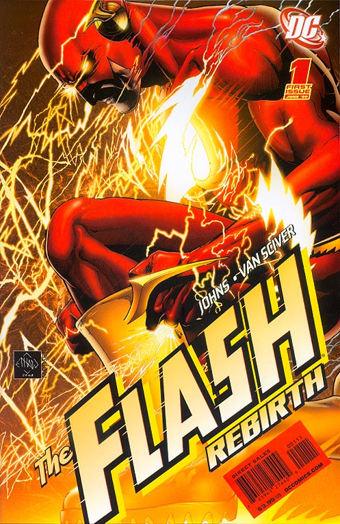 Flash Rebirth 1 (of 6 )