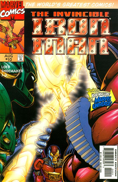 Iron Man vol 2 10