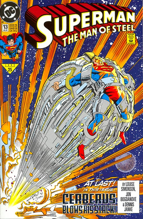 Superman The Man Of Steel 13