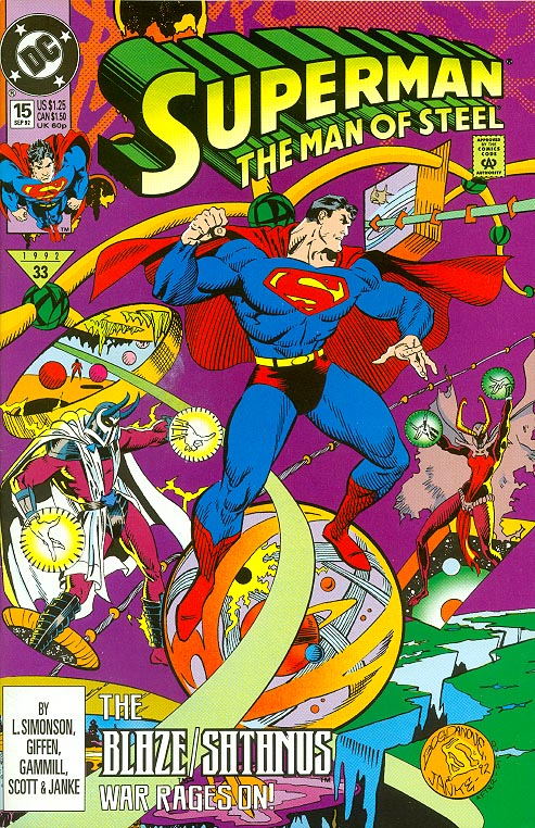 Superman The Man Of Steel 15