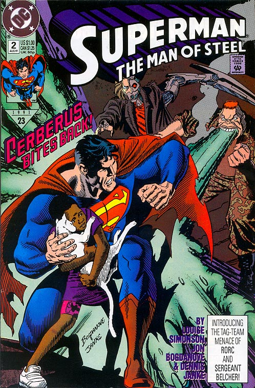 Superman The Man Of Steel 2 -VF