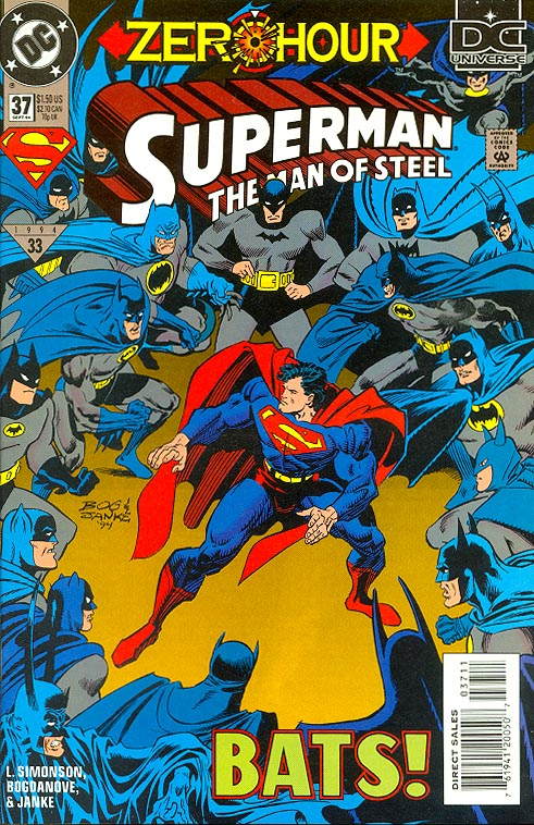 Superman The Man Of Steel 37