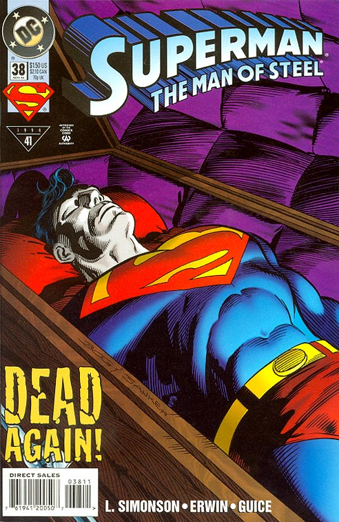 Superman The Man Of Steel 38